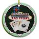 Retro Poker Chip at zazzle.com