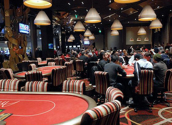 Vegas Poker Room